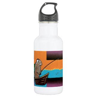 Gone Fishing 532 Ml Water Bottle