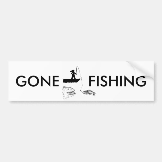 Anatomy stickers for Fishing car stickers