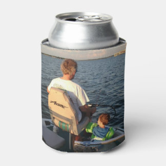 Gone Fishing Can Cooler