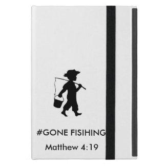 Gone Fishing Cover iPad Mini Case