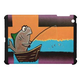 Gone Fishing iPad Mini Covers
