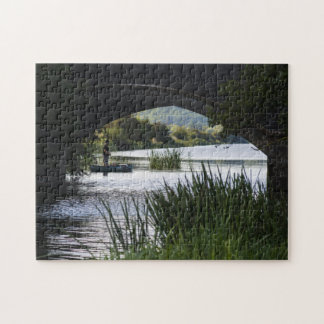 Gone Fishing Jigsaw Puzzle