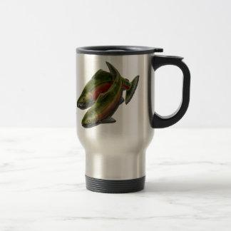 Gone Fishing Travel Mug Personalized Fishing Gifts