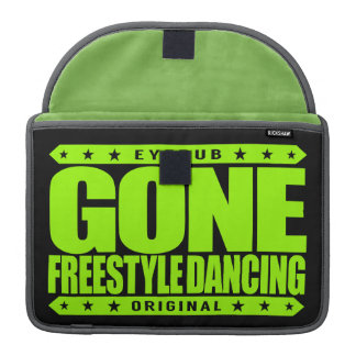 GONE FREESTYLE DANCING - Luv No-Choreography Dance MacBook Pro Sleeve