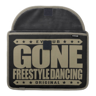 GONE FREESTYLE DANCING - Luv No-Choreography Dance Sleeves For MacBooks