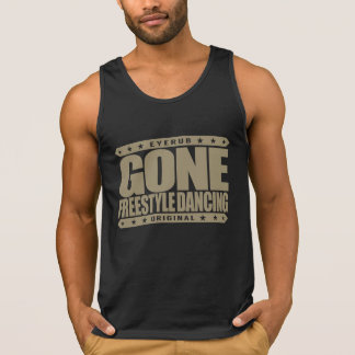 GONE FREESTYLE DANCING - Luv No-Choreography Dance Tanktop