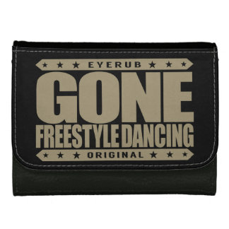 GONE FREESTYLE DANCING - Luv No-Choreography Dance Wallet For Women