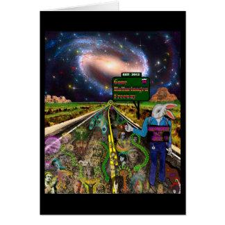 Gone Hallucinogen Freeway Card