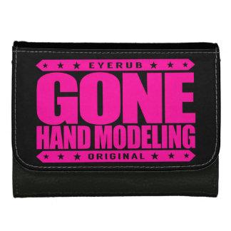 GONE HAND MODELING - I Have Graceful Swan Hands Wallet For Women