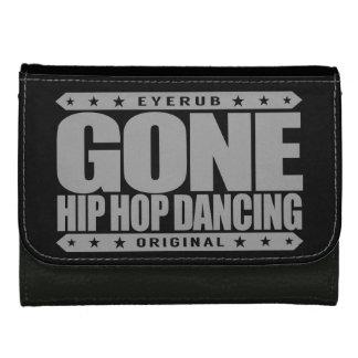 GONE HIP HOP DANCING - Love Freestyle Street Dance Leather Wallet