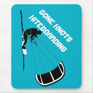 Gone Knots Kitesurfing - Mousepad