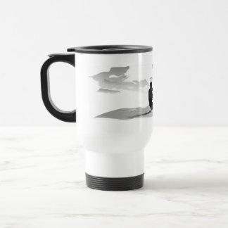 Gone Knots Kitesurfing - Travel Coffee Mug