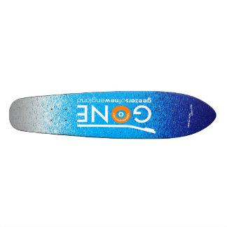 GONE logo cruiser Skateboards