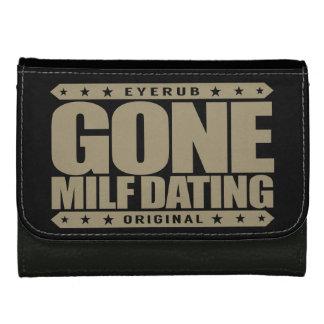 GONE MILF DATING - I Love Experienced Mature Women Women's Wallets