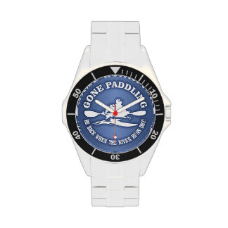 Gone Paddling (rd) Wristwatches