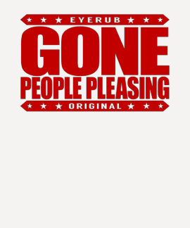 GONE PEOPLE PLEASING - I Am Savior of The World T-shirts