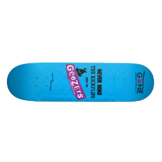 GONE pistols 8 125 Skate Board