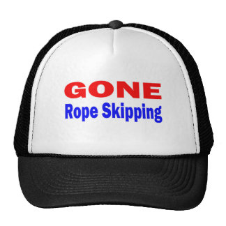 Gone Rope Skipping. Trucker Hats