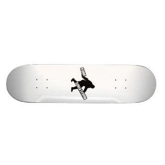 Gone Squatchin 19.7 Cm Skateboard Deck