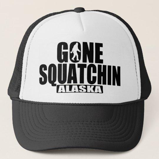 GONE SQUATCHIN Alaska Hat