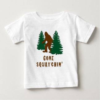 Gone Squatchin Baby T-Shirt