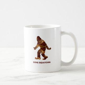 Gone Squatchin BACON Mugs