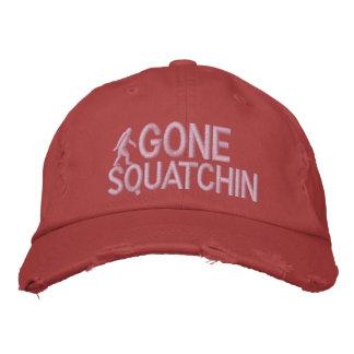 Gone Squatchin Baseball Cap