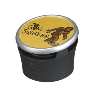 Gone Squatchin Speaker