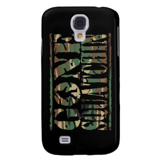 GONE SQUATCHIN CAMO SAMSUNG GALAXY S4 COVERS