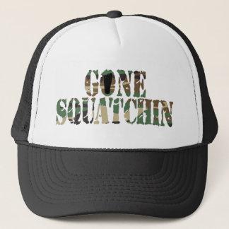 Gone Squatchin Camo Hat