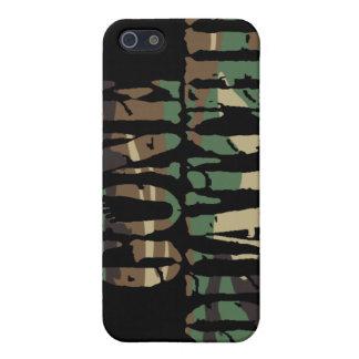 Gone Squatchin Camo iPhone Case iPhone 5 Case