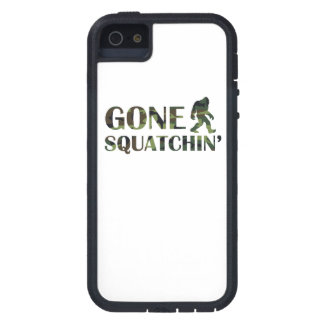 Gone Squatchin Camouflage Case For iPhone 5/5S