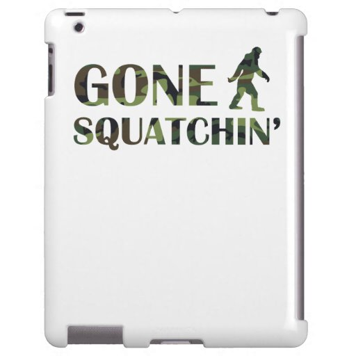 Gone Squatchin' Camouflage