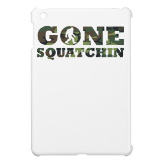 Gone Squatchin Camouflage iPad Mini Covers