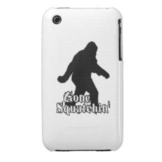 Gone Squatchin iPhone 3 Case