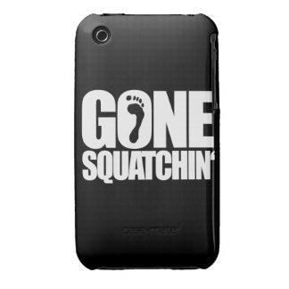GONE SQUATCHIN - Case-Mate iPhone 3 CASE