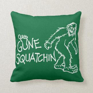 Gone Squatchin Cushion