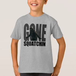 Gone SQUATCHIN - Deluxe Version T-Shirt