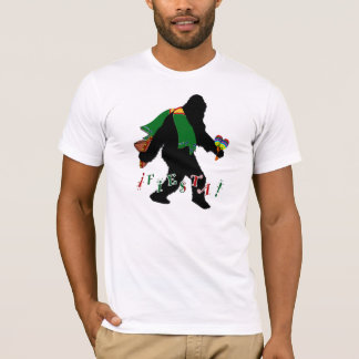 Gone Squatchin - Fiesta Squatchin T-Shirt