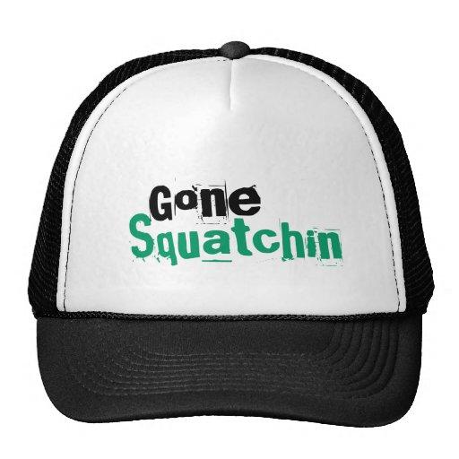 Gone Squatchin, Finding Bigfoot Trucker Hat