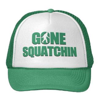 Gone Squatchin Trucker Hats