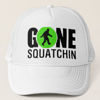Gone Squatchin Hat - New Limited Edition