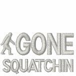 Gone squatchin hoody