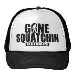 Gone Squatchin ILLINOIS Edition Hat