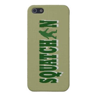 Gone Squatchin iPhone 5/5S Case