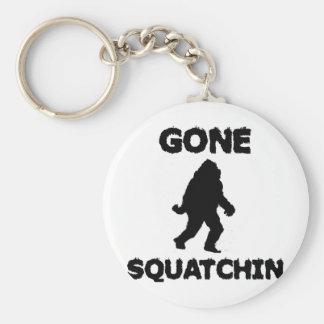 Gone Squatchin Keychains