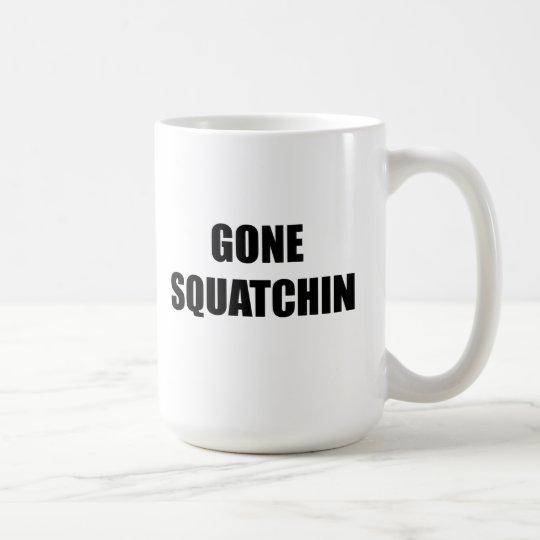 Gone Squatchin Mug Bobo Big Foot search