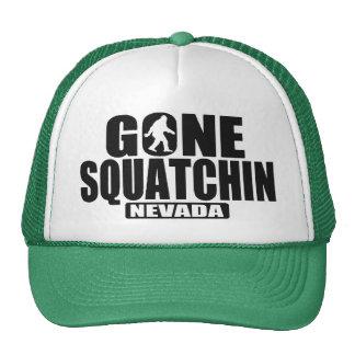 Gone Squatchin Nevada Hat
