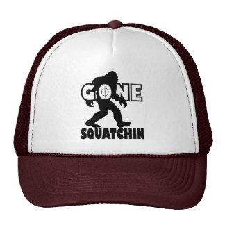 Gone Squatchin on Target Cap
