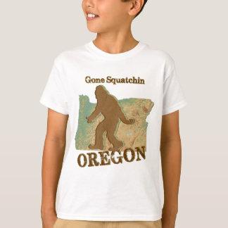 Gone Squatchin Oregon T-Shirt